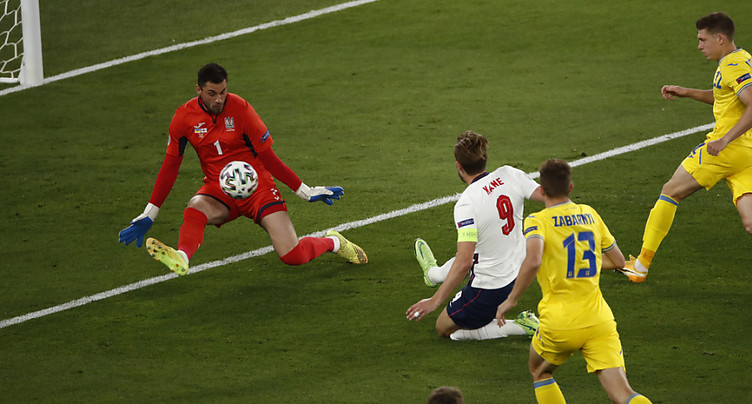 Euro 2020 : les Anglais en démonstration