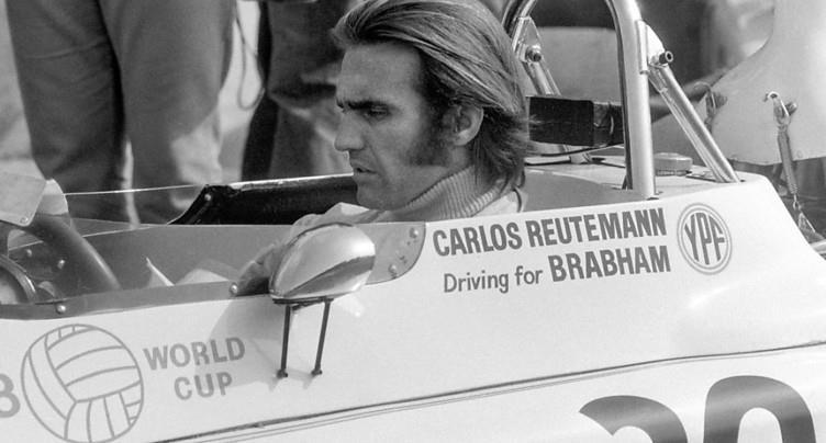 L'ancien pilote argentin Carlos Reutemann est décédé