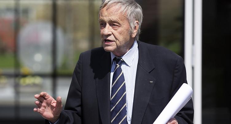 Gian Franco Kasper est décédé à l'âge de 77 ans