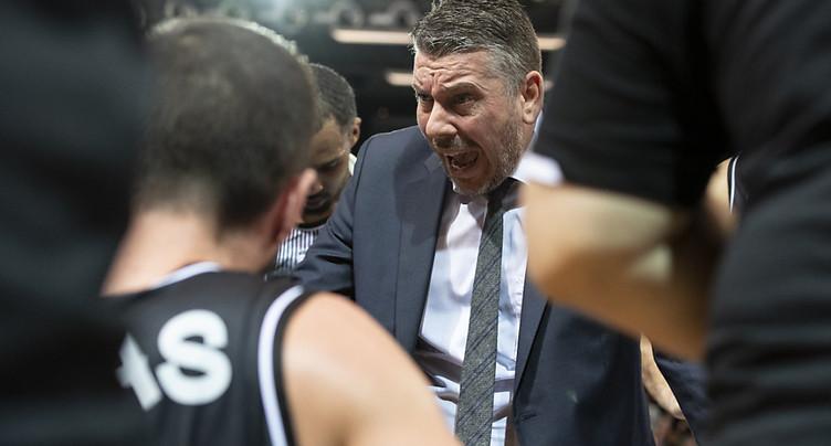 Le Grec Papatheodorou est le nouveau coach national
