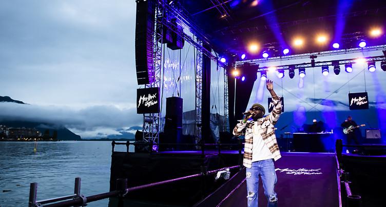 Le Montreux Jazz Festival a surmonté les obstacles