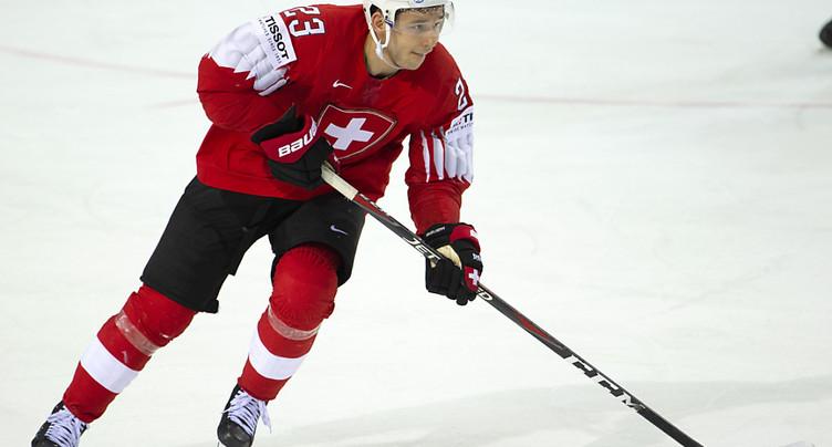 Le camp des espoirs visité par cinq joueurs de NHL