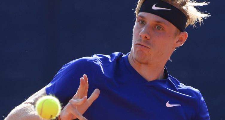 Swiss Open: Denis Shapovalov éliminé en 8es de finale