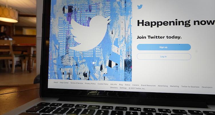 Twitter: résultats meilleurs que prévu