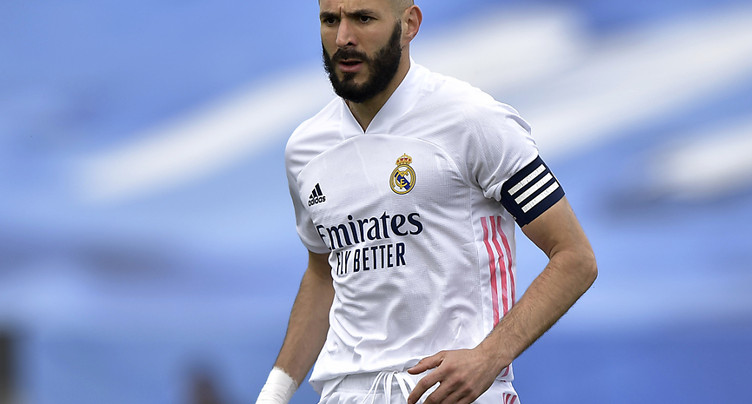 Real Madrid: Karim Benzema testé positif au Covid-19