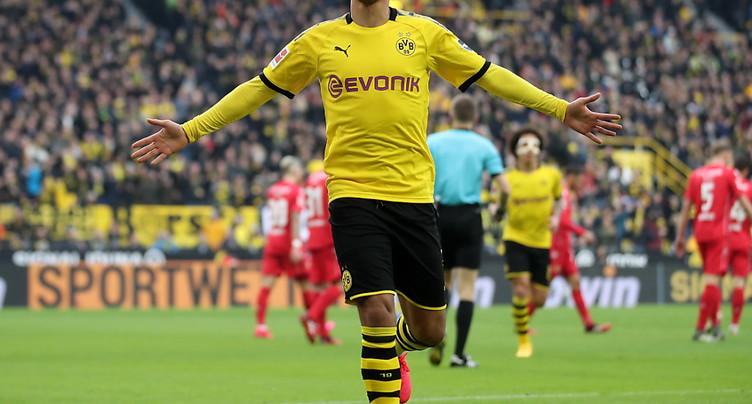 Transferts: Sancho quitte Dortmund pour Manchester United