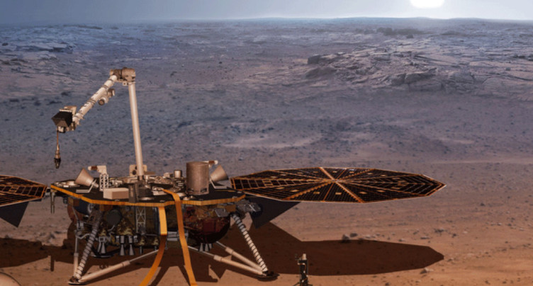 L'EPFZ prend le pouls de Mars et révèle son anatomie