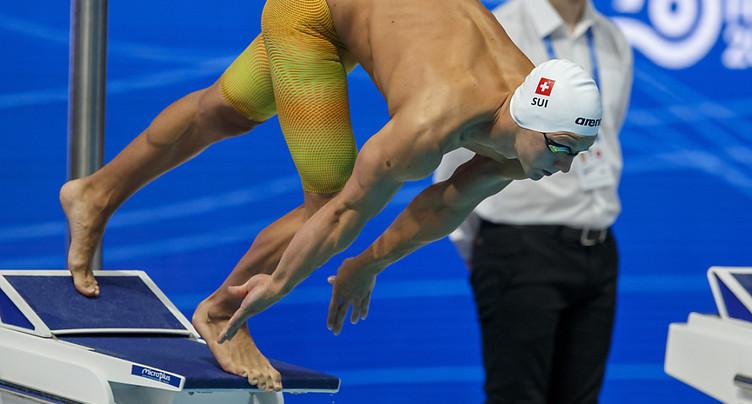 Djakovic échoue aux portes de la finale sur 400 m libre
