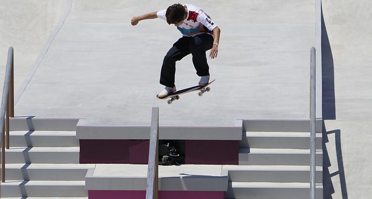Le Japonais Yuto Horigome premier champion olympique de l'histoire