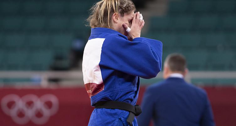 Fabienne Kocher échoue au 5e rang chez les moins de 52 kg