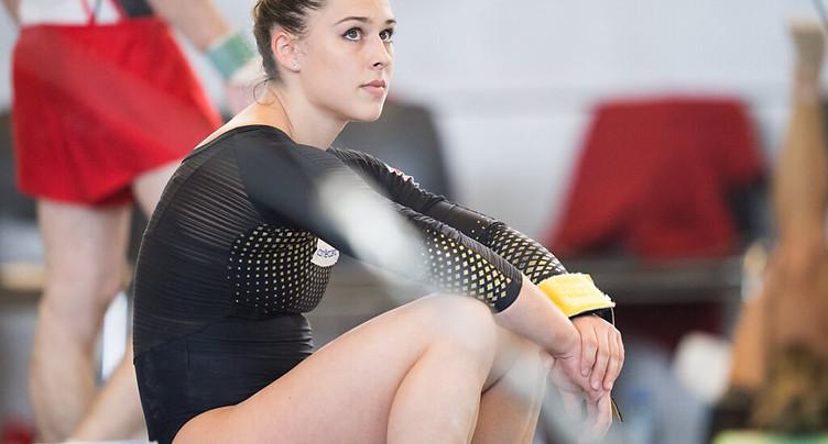 Giulia Steingruber ne sera pas en finale du saut