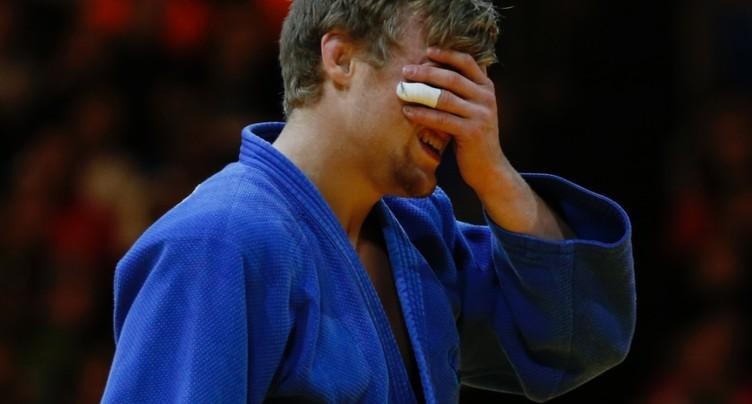 Stump dominé par le champion d'Europe