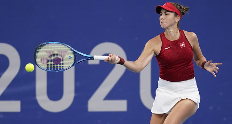 Belinda Bencic: un choc contre la Championne de Roland-Garros