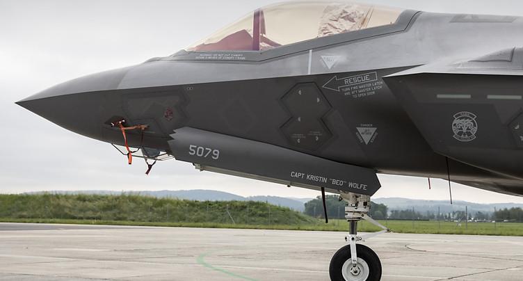 Lockheed Martin freiné par des soucis sur un programme aéronautique