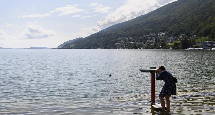 Niveau des lacs sous contrôle, mais de nouveaux orages en vue