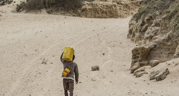Sud de Madagascar: la malnutrition des enfants pourrait quadrupler