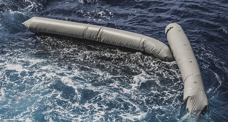 Près de 60 migrants morts noyés en Méditerranée