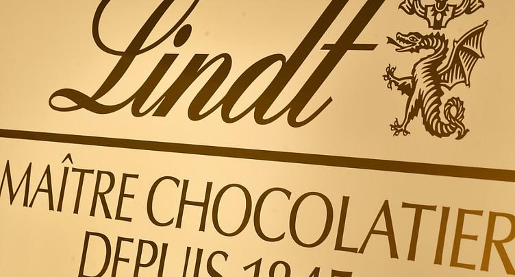 Lindt & Sprüngli décoiffe les attentes et relève ses objectifs
