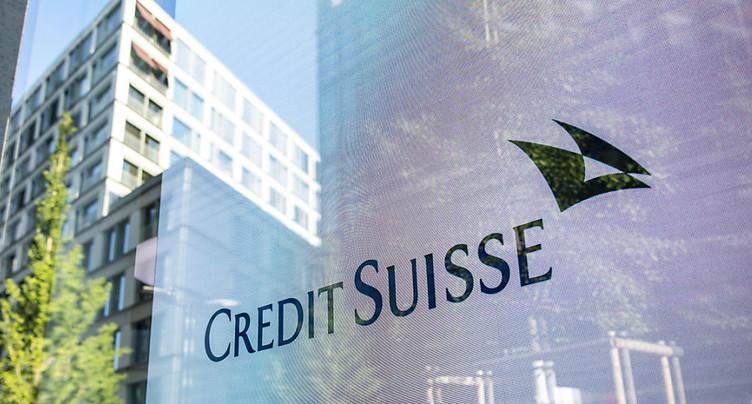 Credit Suisse nomme un nouveau responsable des risques