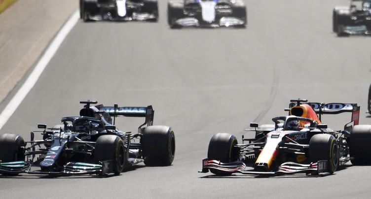 Pénalité d'Hamilton à Silverstone: Red Bull demande un réexamen