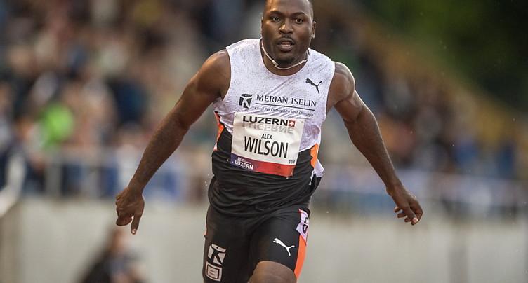 Alex Wilson suspendu provisoirement pour dopage
