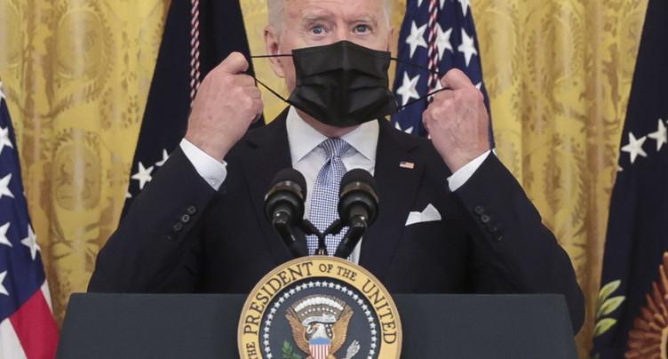Le président américain prend des mesures pour doper la vaccination