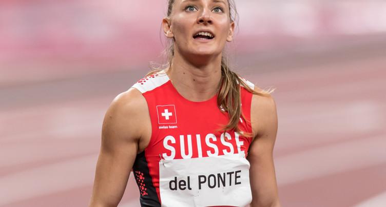 Del Ponte (5e) et Kambundji (6e) révèlent le sprint suisse