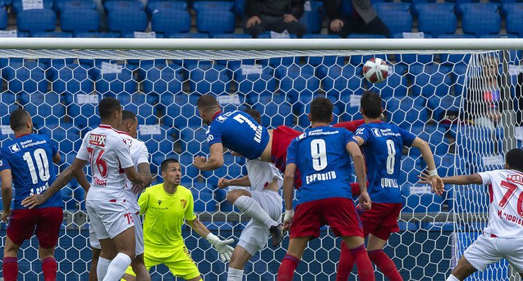 Super League: Sion fait naufrage à Bâle