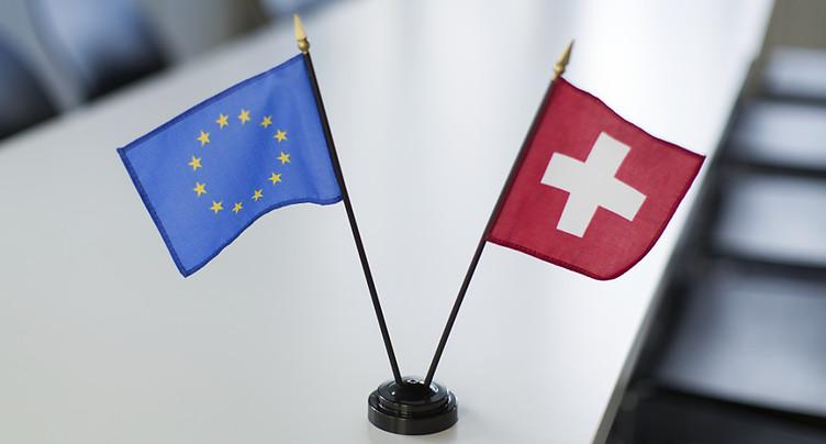 Echec de l'accord-cadre: la Suisse a besoin d'une feuille de route