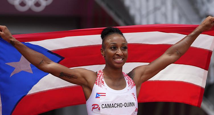 Camacho-Quinn sacrée sur 100 m haies