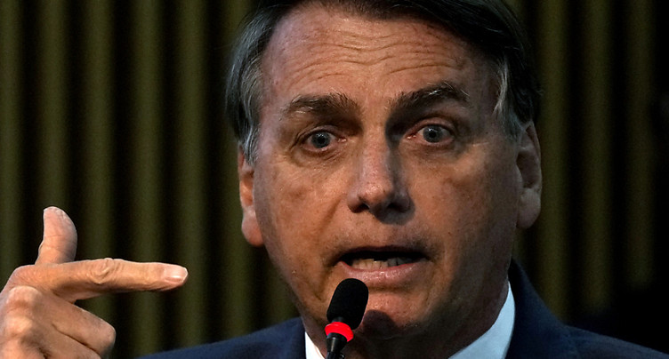 La justice électorale va enquêter sur Bolsonaro