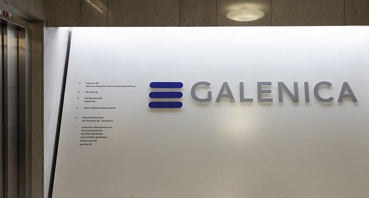 Galenica dopé au 2e trimestre par des ventes liées au coronavirus