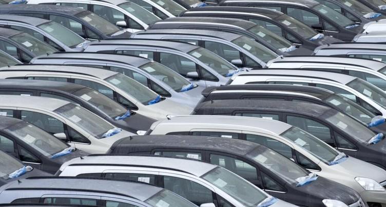 Le marché automobile en repli en juillet