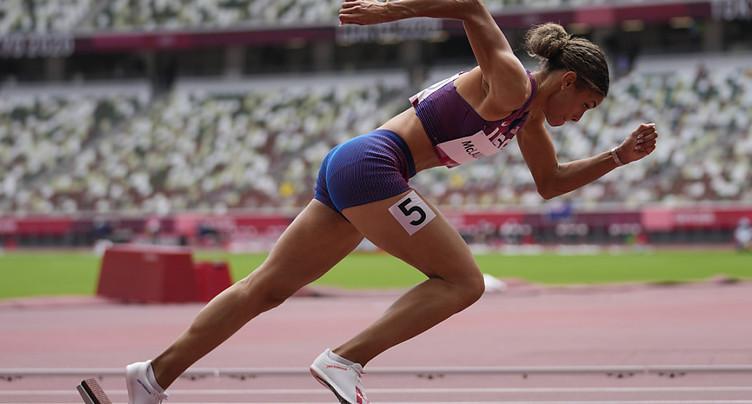 Or et record du monde pour Sydney McLaughlin