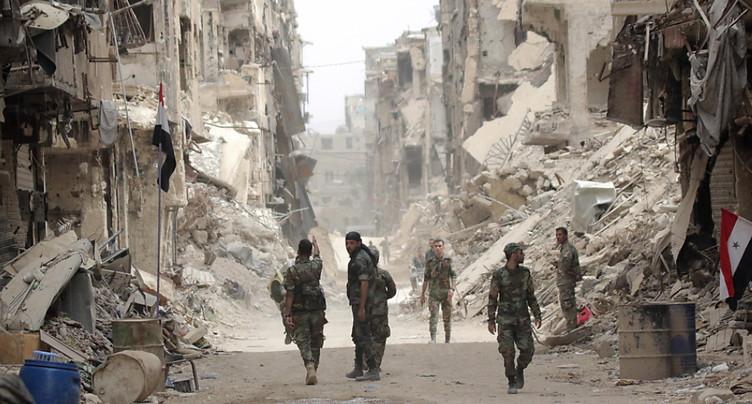 Un Syrien soupçonné de crime de guerre arrêté à Berlin