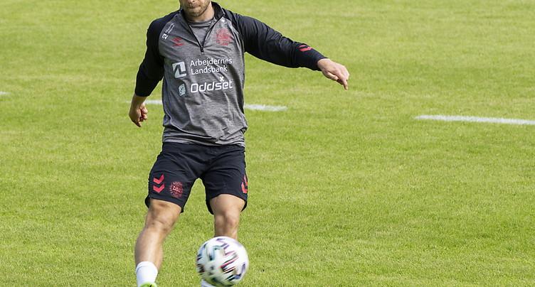 Christian Eriksen « en excellente forme », selon l'Inter