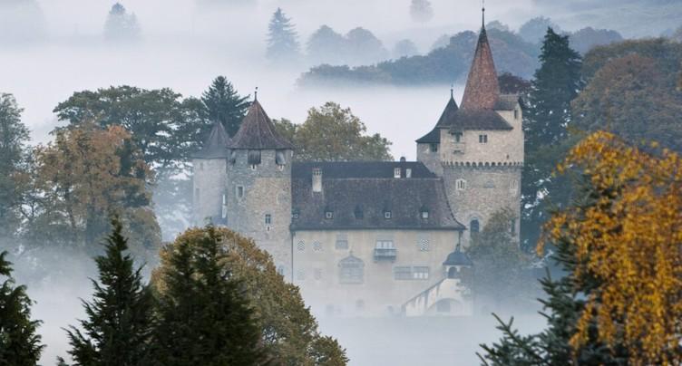 Un prince du Liechtenstein s'offre un château aux Grisons