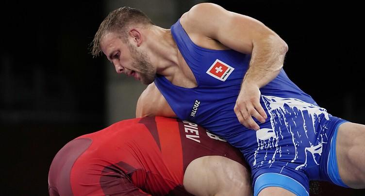 Moins de 86 kg: Reichmuth termine au 5e rang