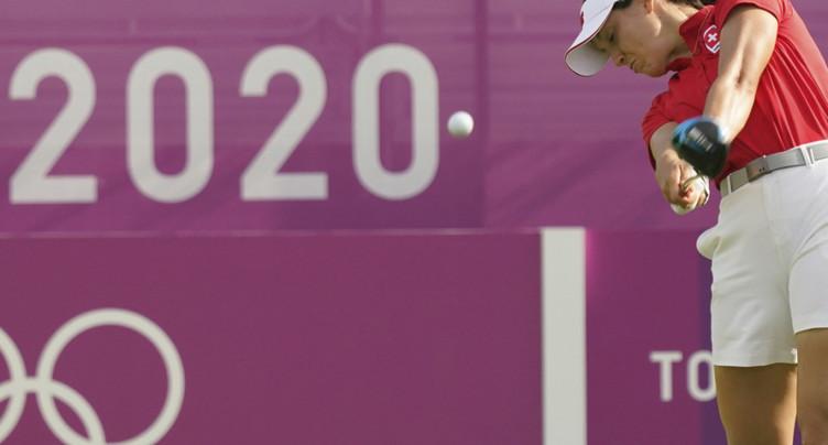Albane Valenzuela à 7 coups du podium