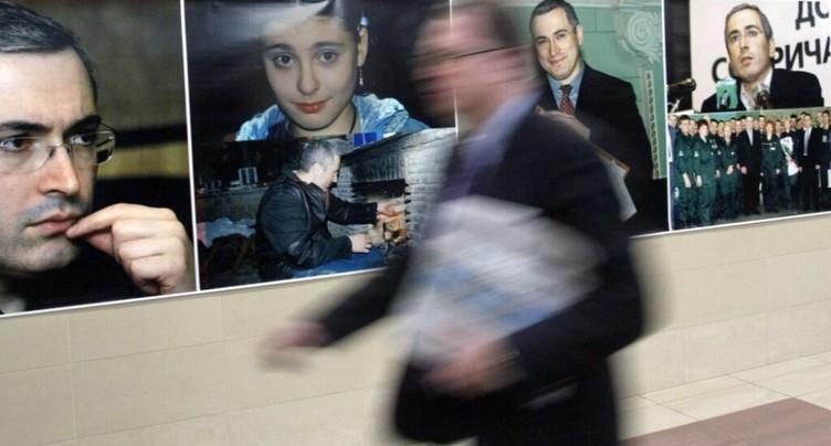 Moscou bloque des sites liés à l'opposant Khodorkovski