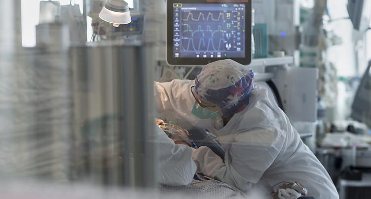La Suisse compte 1024 nouveaux cas de coronavirus en 24 heures