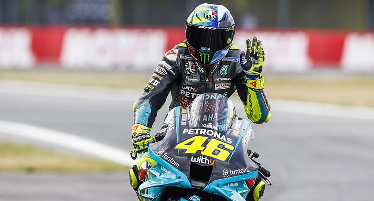 MotoGP: retraite pour Valentino Rossi à fin 2021