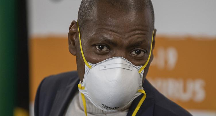 Nouveaux ministres de la Santé et de la Défense en Afrique du Sud