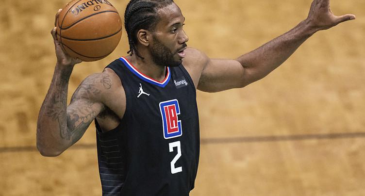 Kawhi Leonard prolonge son contrat avec les Clippers