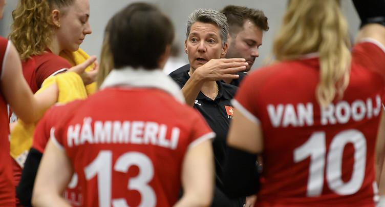 CE: un revers fatal pour l'équipe de Suisse dames