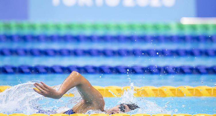 Nora Meister en bronze sur 400 m libre