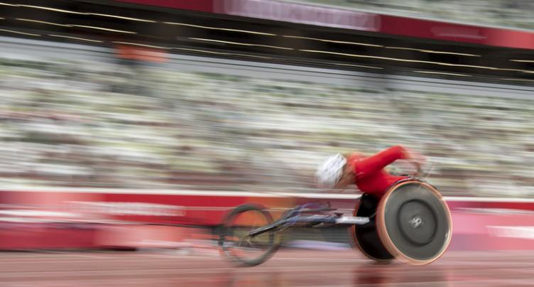 Catherine Debrunner domine le 400 m