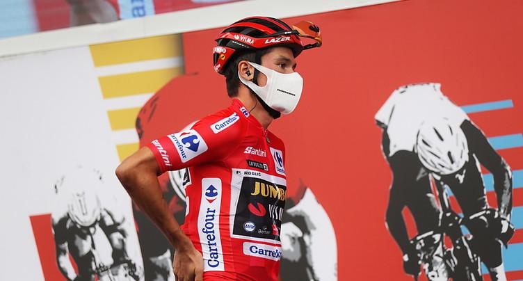 Roglic sacré pour la 3e fois d'affilée au Tour d'Espagne