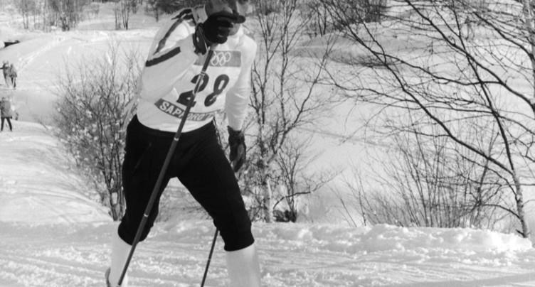 Albert Goger, l'un des héros de Sapporo 1972, est décédé