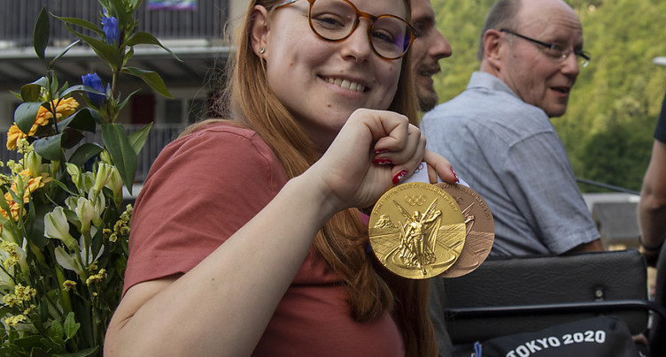 Nina Christen doit se reposer suite à une dépression post-olympique